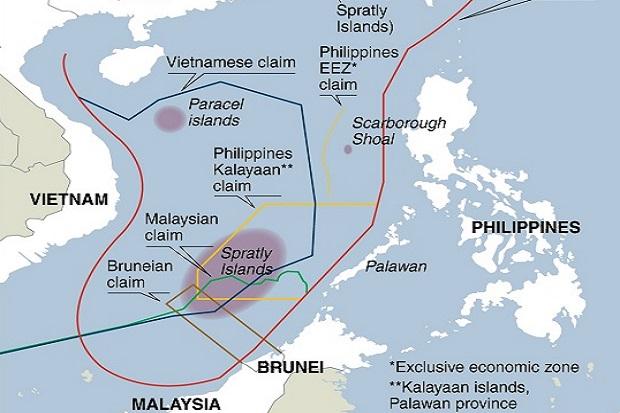 Kerasnya Tahun 2015 Ini Atas Arogansi China Di Kepulauan Spratly