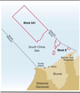 batas wilayah Brunei
