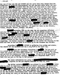http://www.express.co.uk/news/weird/470586/Are-these-classified-FBI-files-proof-ADOLF-HITLER-escaped-by-SUBMARINE-to-Argentina