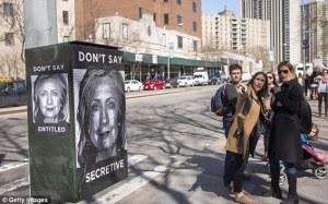 Hillary dibenci
