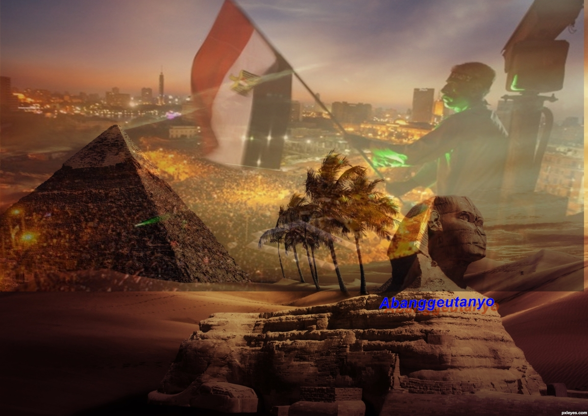 Mesir Kuno dan Kini, Sebuah Refleksi Kekuatan dan Kelemahan Mesir