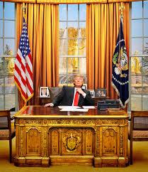 Donald trump di WH