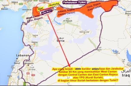 Peta wilayah YPG google per 1 Feb 2016