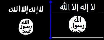 ISIS beda flag
